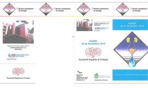 Ponente en la XI Reunión de Actualización en Urología del Hospital Santa Cristina de Madrid