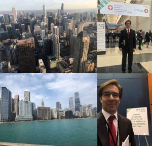 Congreso Americano de Urología y Medicina Sexual en Chicago