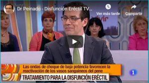 Disfunción Eréctil TVE (2015)