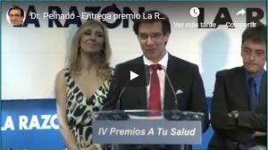 Entrega premio La Razón (2015)