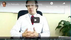 La Hiperplasia Benigna de Próstata