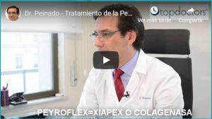 Tratamiento de la Peyronie con Peyroflex