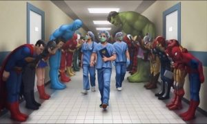 Dejaréis de ser héroes