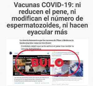 DR PEINADO en VERIFICA TVE sobre las vacunas y pene